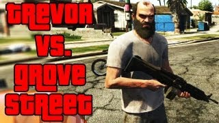 GTA5 | Aint No Thugs in Grove Street | EC