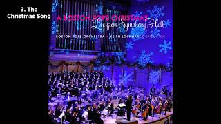 Boston Pops Orchestra A Boston Pops Christmas Live From Symphony Hall 2013 Full Album