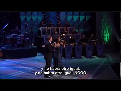 Michael Bublé   Laura Pausini.- You'll never find another love like mine subtitulado