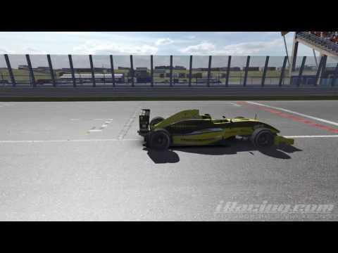 iRacing: Last 3 laps FR2.0 @ Zandvoort