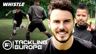 F2 Freestylers: How To Do INSANE Soccer Skills & Tricks