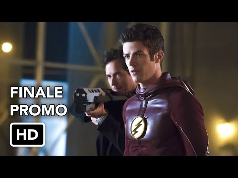 "The Flash 2x23 Extended Promo ""The Race of His Life"" (HD) Season Finale"
