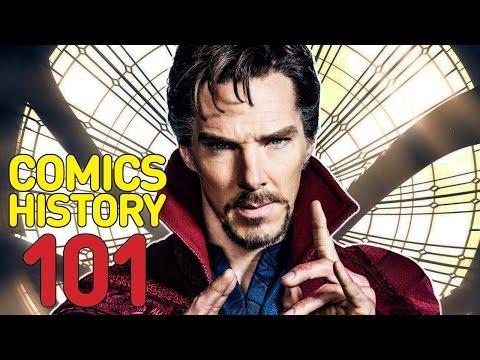 Who Is Doctor Strange? - Comics History 101