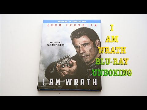 I Am Wrath Blu-Ray Unboxing streaming vf