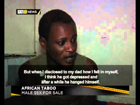 African Male Sex Industry Pt 1 A video