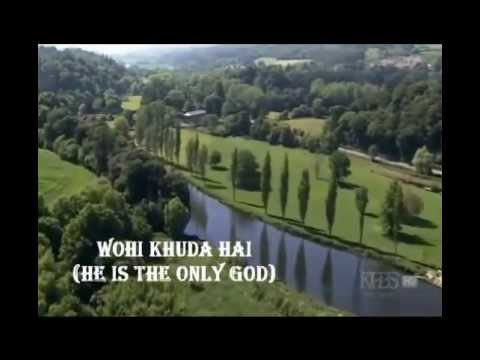 Wohi Khuda Hai - Nusrat Fateh Ali Khan (with English translation...