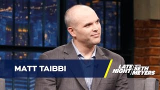 Matt Taibbi Finds Trump
