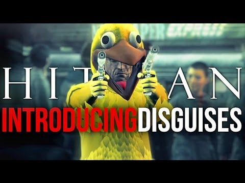 Hitman Absolution - Introducing Disguises [UK]