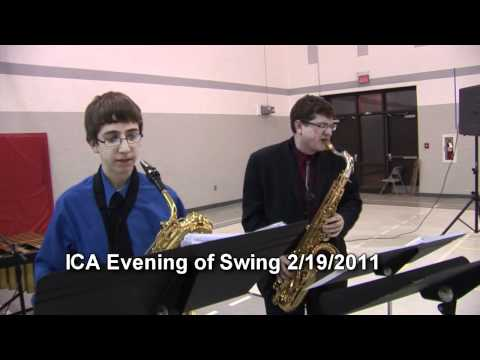 Iowa Christian Academy Jazz Band #1