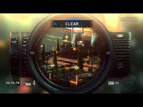 Hitman: Sniper Challenge Mr X, No Pigeons were harmed, Elevated and Rub the Duck