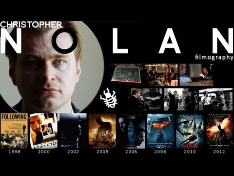 Christopher Nolan - Filmography Rise [HD]
