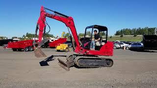 289282 2006 Bobcat 341 Hydraulic Excavator