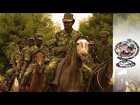 Sudan's 22 Year War: The Longest Conflict In Africa video