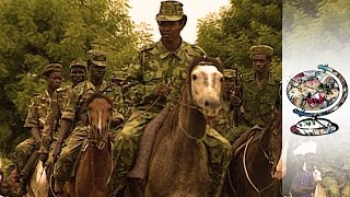 Sudan's 22 Year War: The Longest Conflict In Africa (2004)