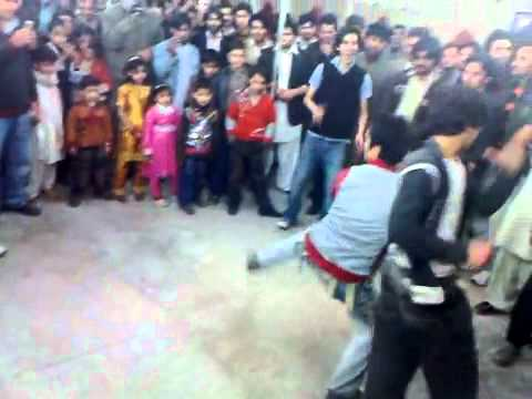 peshawar dance brack dance like that