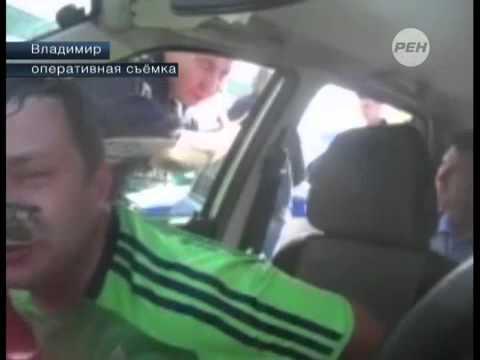 Во Владимире задержали  заколдованную  фуру