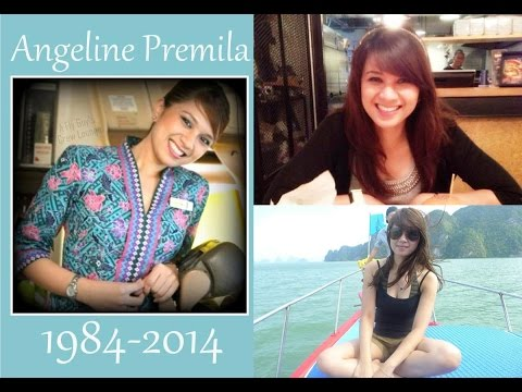 [rip]-angeline Premila Pretty Stewardess And Crew Members On Malaysia Airlines video