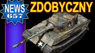 Zdobyczny Tiger 2 - jako premka 8 tier? - NEWS - World of Tanks
