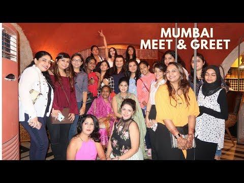 Mumbai | Meet & Greet | Vlog | Sonal Maherali