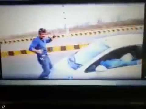 Actor Ajith Shocking Car Accident.flv video