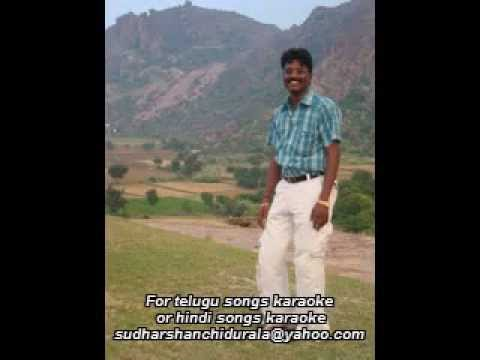Telugu Songs Karaoke Or Hindi Songs Karaoke video