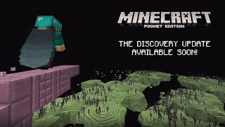 Minecraft Discovery Update coming to Pocket & Win 10 Editions soon!
