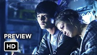 "The 100 4x11 Inside ""The Other Side"" (HD) Season 4 Episode 11 Inside"