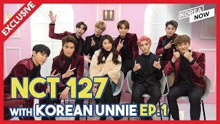 Exclusive Interview Ep 1 Nct 127 39 S Interview With Korean Unnie
