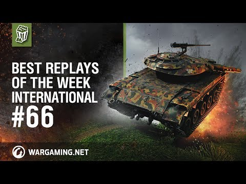 Best Replays of the Week International #66