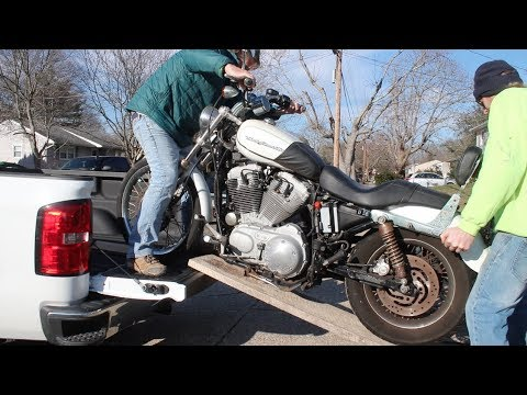 HOW TO GET A HARLEY DAVIDSON MOTORCYCLE FOR FREE!