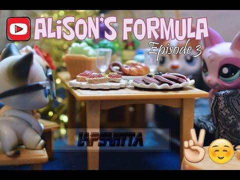 LPS: Формула Алисы серия 3