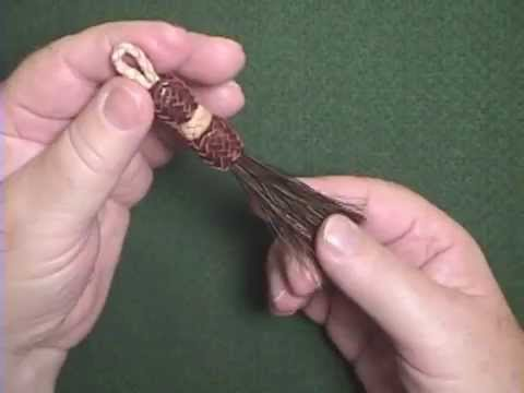 Part 1 - Intro to Decorative Knotting & Braiding in Leather - A Home Study Course