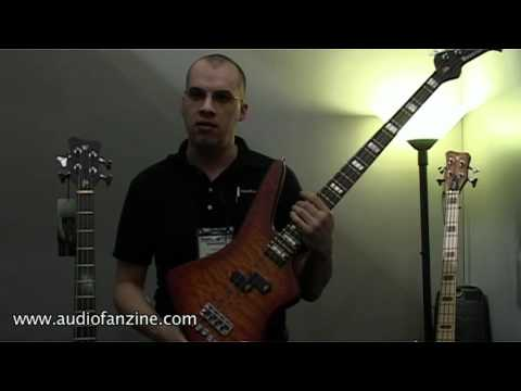 Warwick Adam Clayton Video Demo [NAMM 2011]