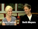 Saturday Night Live's Amy Poehler & Seth Meyers Inappropriate Photoshoot   Entertainment Weekly