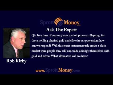 Ask The Expert -Rob Kirby (January 2015) Sprott Money News