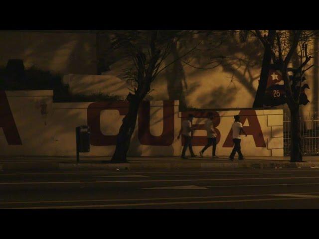 Cubans in Havana react to Fidel Castro's death