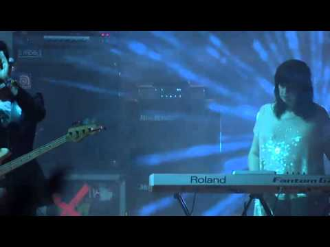 New Order - The Perfect Kiss (live at Bestival 2012)