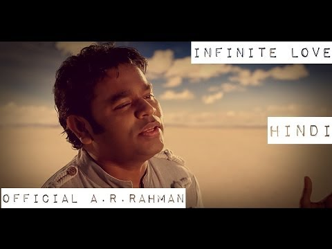 Behad Pyaar | Infinite Love | Official A.R.Rahman HD (Hindi)