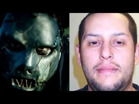 Slipknot Unmasked and New Masks 2014 (Read Description)