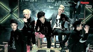 P KpopSub NU EST FACE MV vostfr