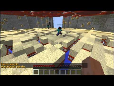 Server Minecraft NO Premium 1.7.4 TNT Run y más