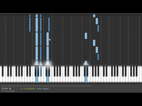 Requiem for a Dream piano tutorial