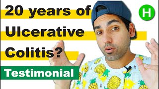 20 years of Ulcerative Colitis Healed | Plant based diet