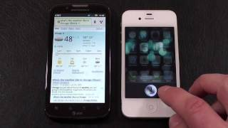 Motorola Atrix 2 vs Apple iPhone 4S AT&T Face Off