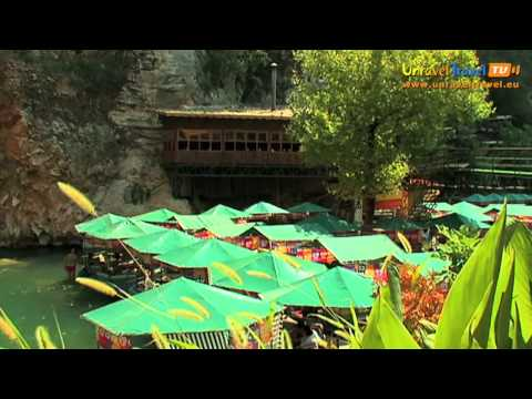 Pinarbasi Restaurant, Dimcay Alanya, Turkey – Unravel Travel TV