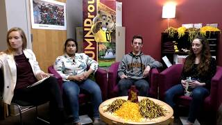 Ask A Gopher: A Live Broadcast for Admitted Students to the U of M