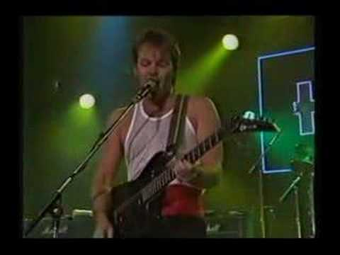 Cutting Crew - Fear of Falling