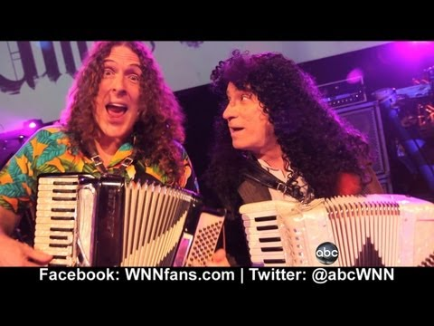 Weird Al Yankovic Performs the WNN Polka