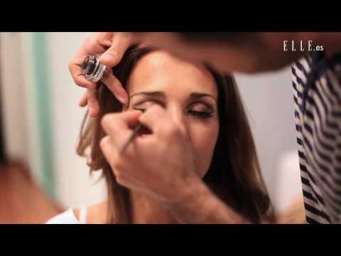 Maquillaje paso a paso con Paula Echevarría