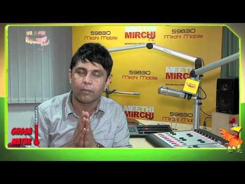 Rj Naved In 'murga And Shaadi Ka Lifaafa' video